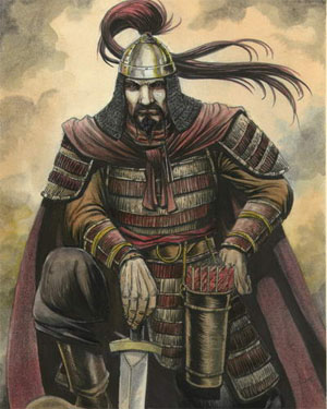 Gengish khan