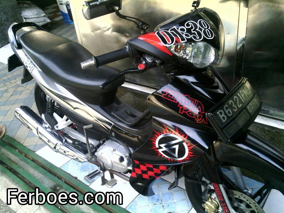 Biaya pajak 5 tahunan Yamaha Jupiter Z 2009 – Ferboes com