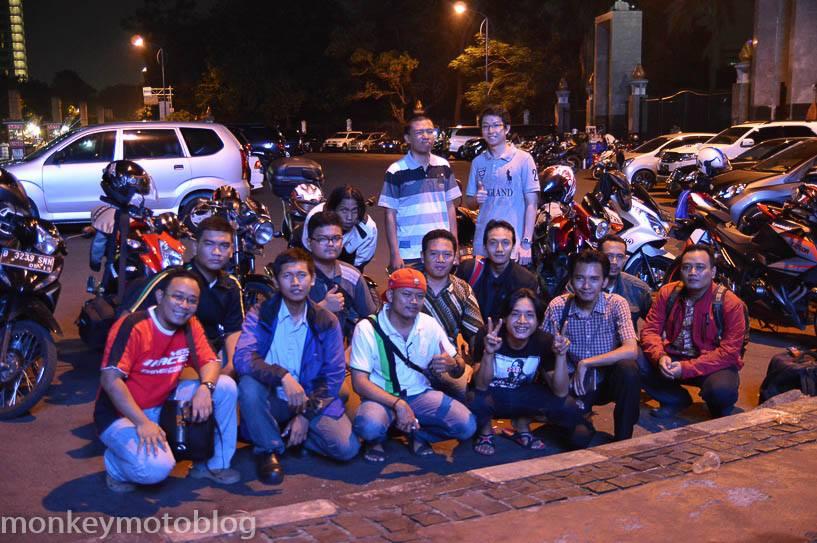 Kopdar Blogger dan Komentator di Senayan Jakarta…!!!