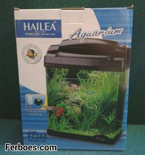 Kuis Berhadiah Aquarium Mini DariFerboes.com