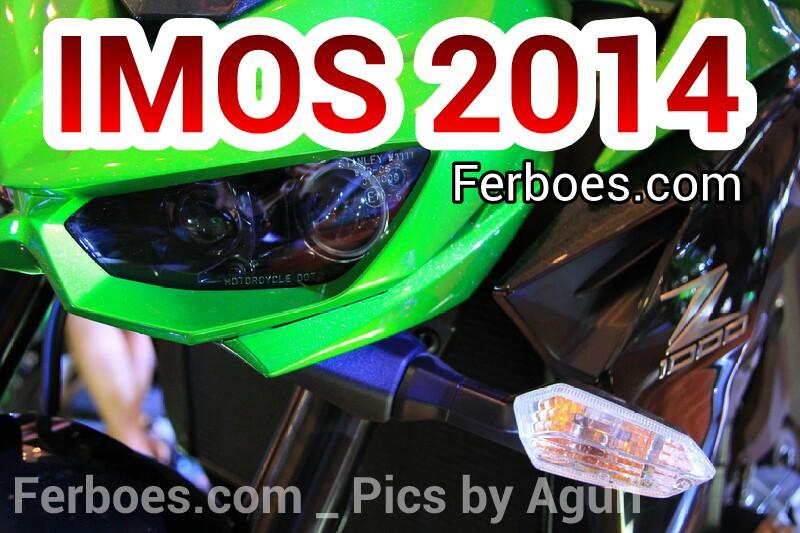 IMOS 2014: Gallery Honda SFA yang Futuristik…!!!