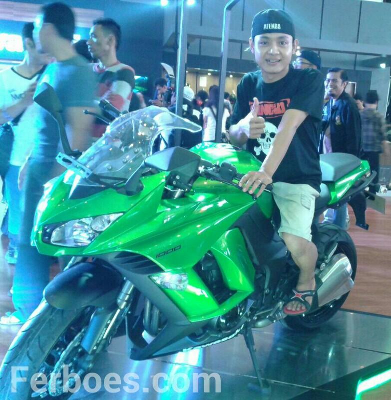 Kawasaki Ninja 150cc 4tak