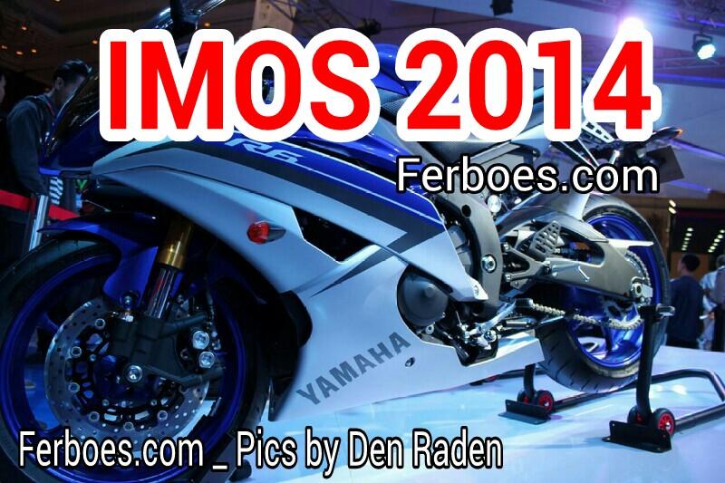 IMOS 2014: Ada Apa Di Booth Yamaha…???