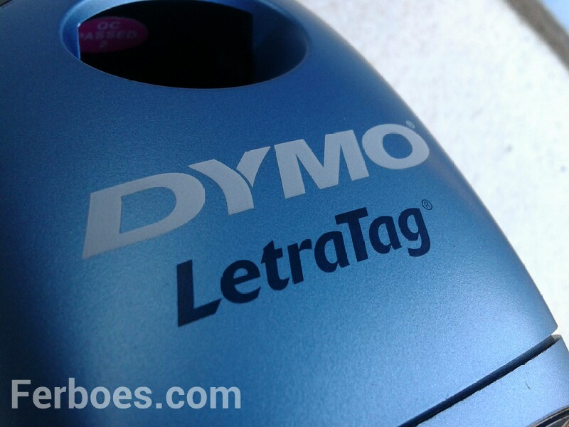 Review DYMO Letra Tag Untuk DisplayHarga…!!!
