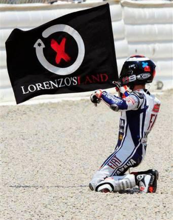 Lorenzo's Quote….