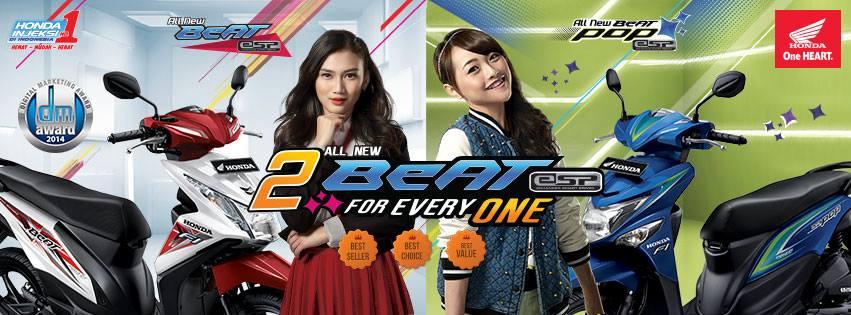 New Honda Beat POP: Produk Orang Purwakarta…???