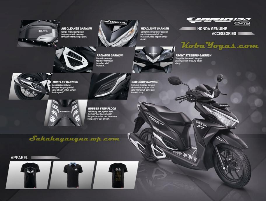 Gimana brosis pendapatnya tentang Honda Vario 150 ESP diatas ...